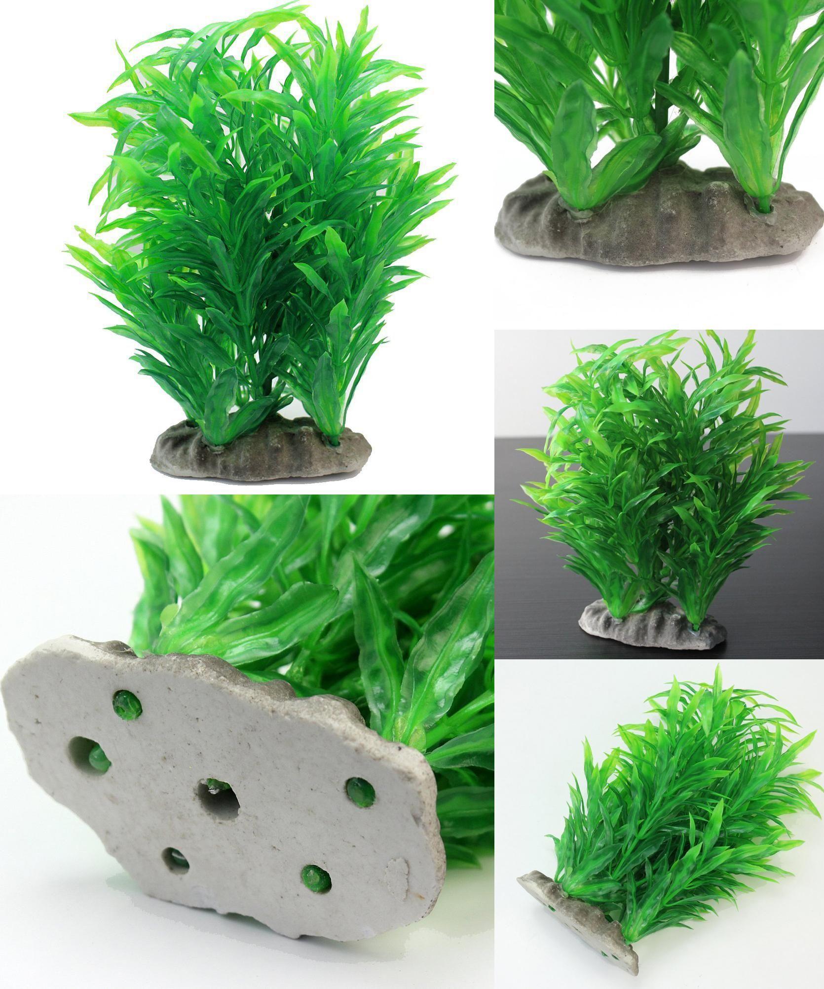 Visit to Buy] 2016 Aquarium Plants Grass Artificial Aquarium Plants