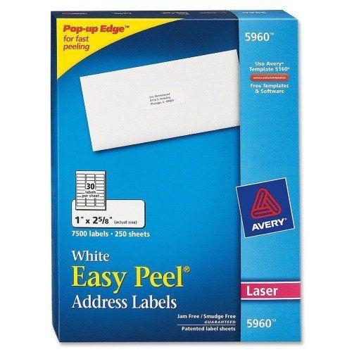 28 Easy Peel Labels Template 5160 In 2020