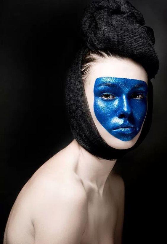 exercice de style 2 — ©Lan Nguyen, make-up.