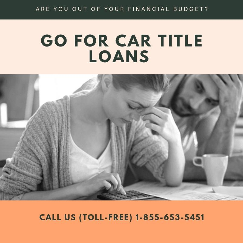 Car Title Loans In Mississauga, Ontario Vehicle Title