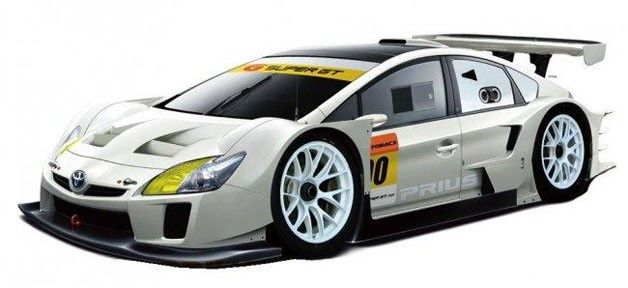 Toyota Prius Gt300 Coming To Supergt Toyota Prius Toyota Cars