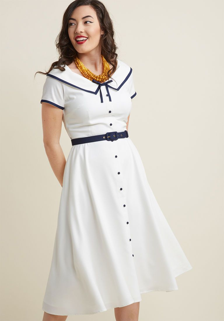 1940s Style Dresses Fashion Amp Clothing Midi Shirt Dress
