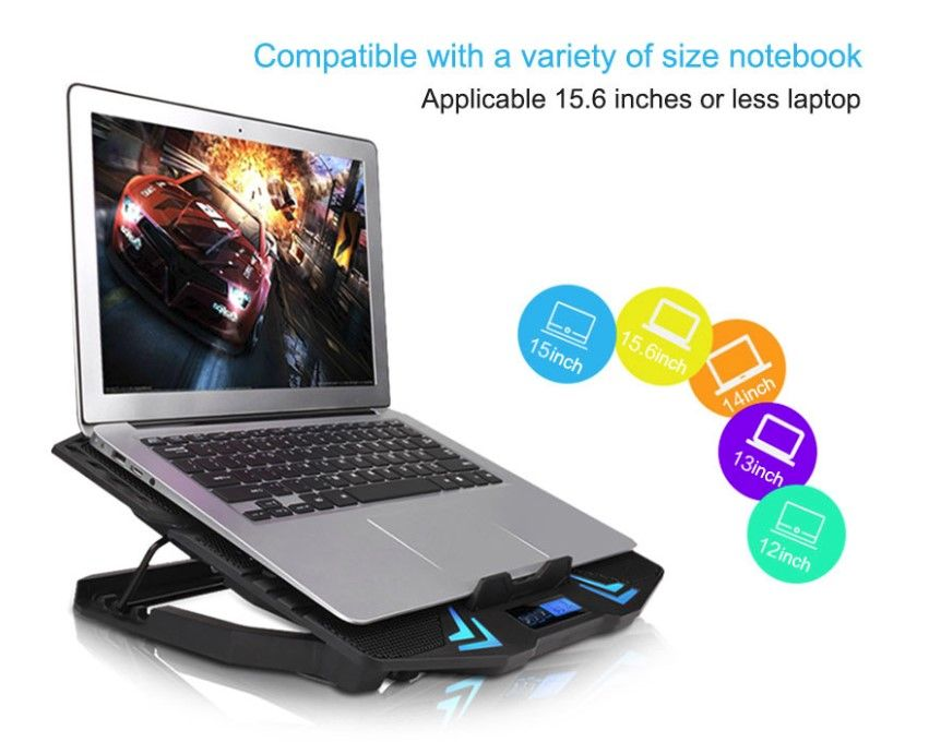 Laptop Cooling Pad With Images Laptop Cooling Pad