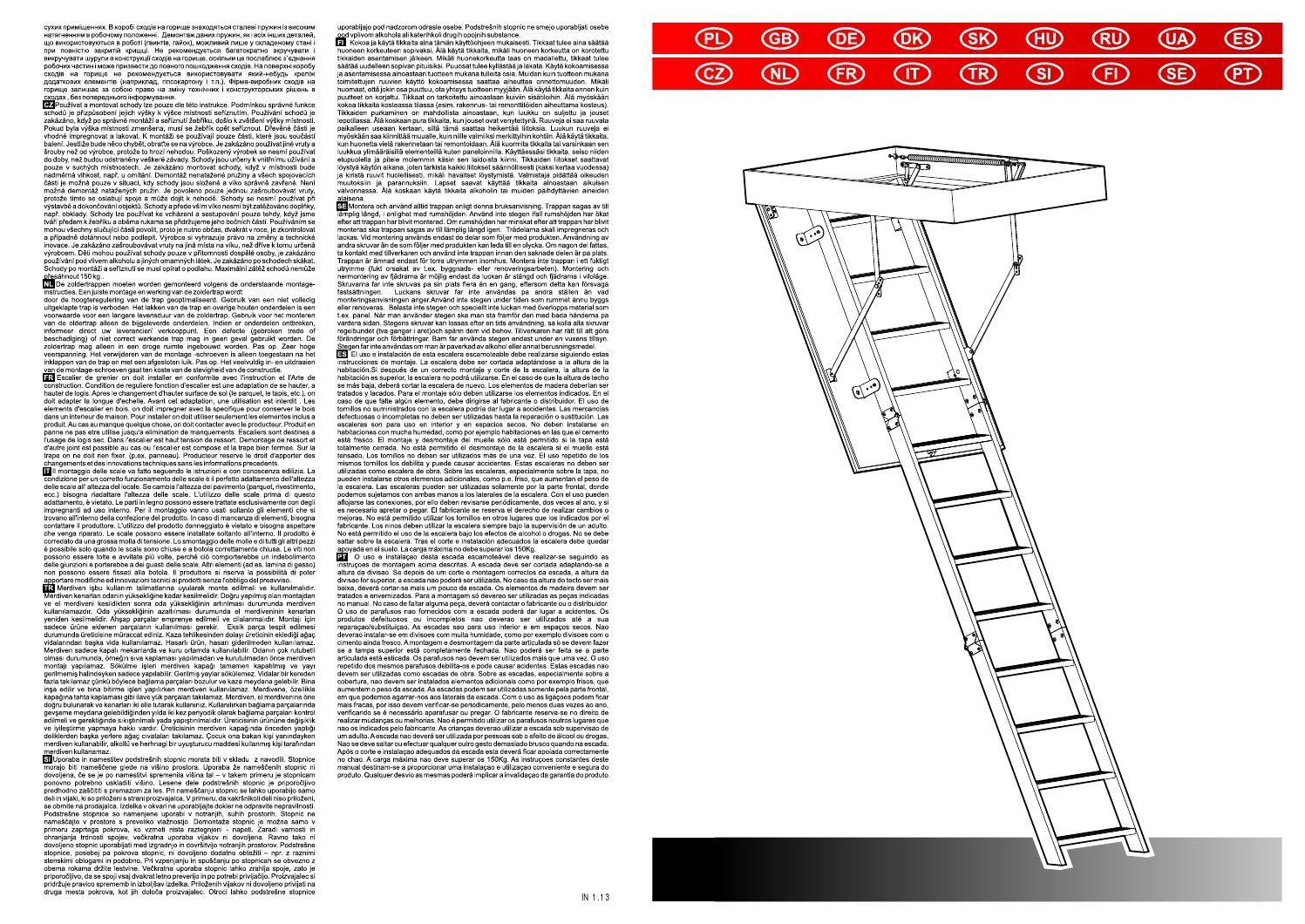 Loft Ladder Keylite Roof Windows