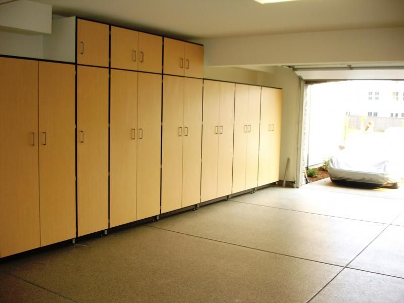 Cool Garage Ideas Modern Wooden Cabinet Cool Garage Storage Closet – Garage Storage Closet Plans