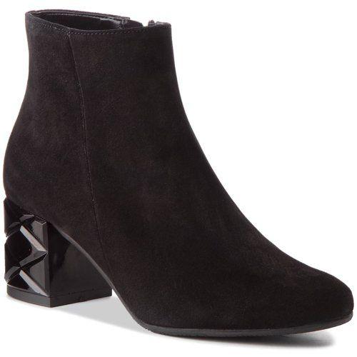 fcd1214f49ef Clenkové topánky Lasocki 175497-2 Čierna
