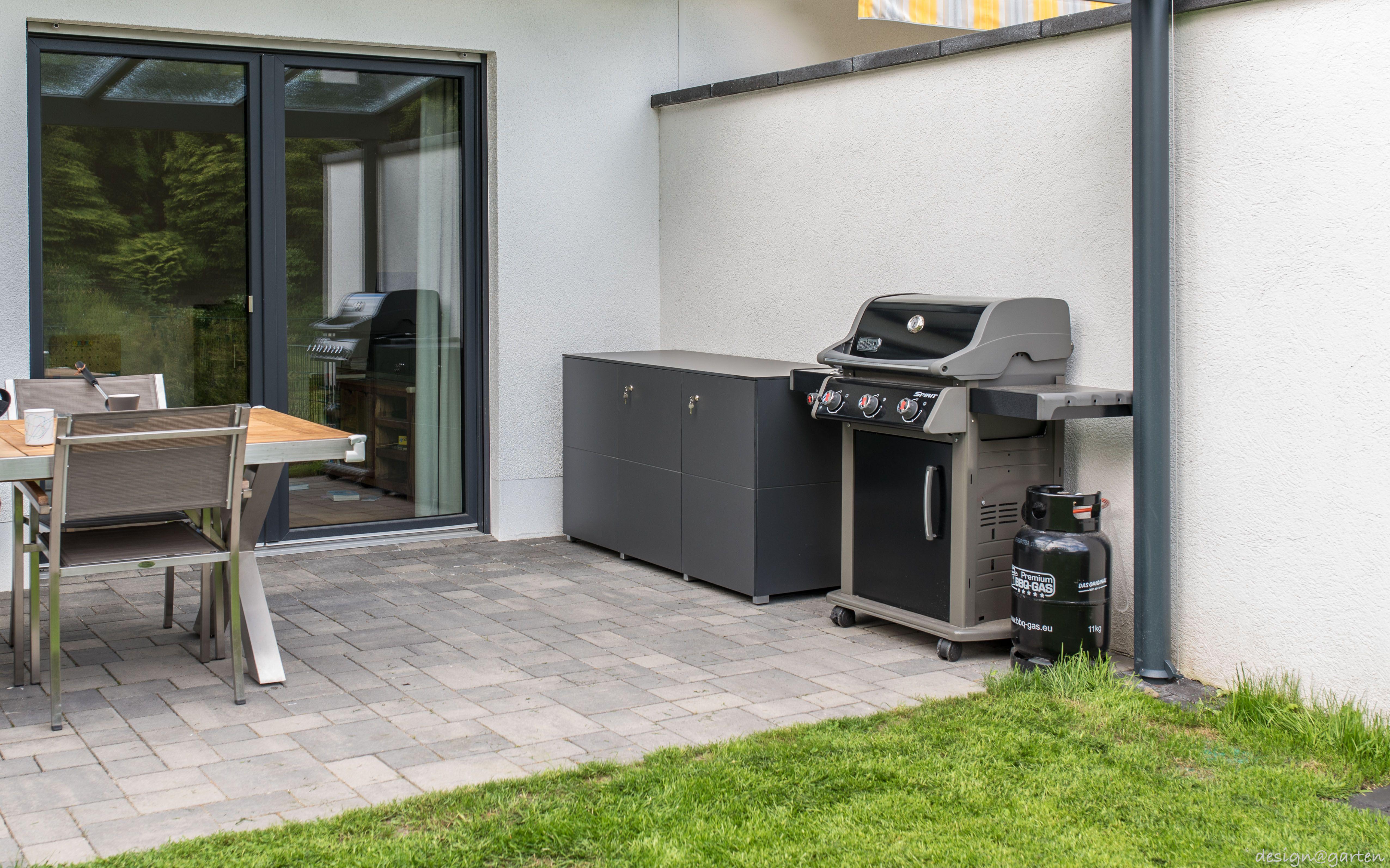 Terrassenschrank Balkonschrank Win By Design Garten Augsburg Wetterfest Uv Bestandig Terrassenschrank Balkonschran Gartenschrank Balkonschrank Garten
