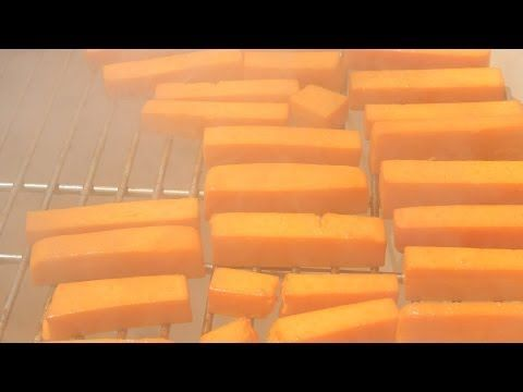 Smoker Recipe Smoked Cheddar Cheese In A Big Chief Electric Smoker