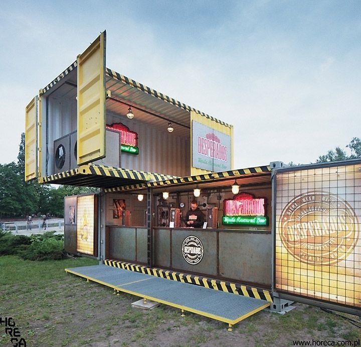 Resultado De Imagem Para Houses Made Out Of Shipping