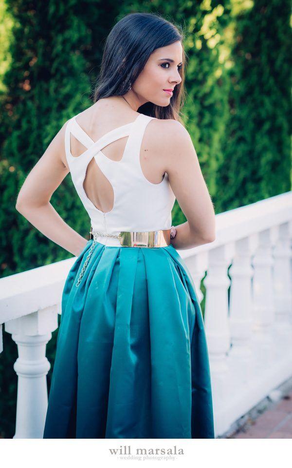 Vestidos de fiesta y boda en madrid