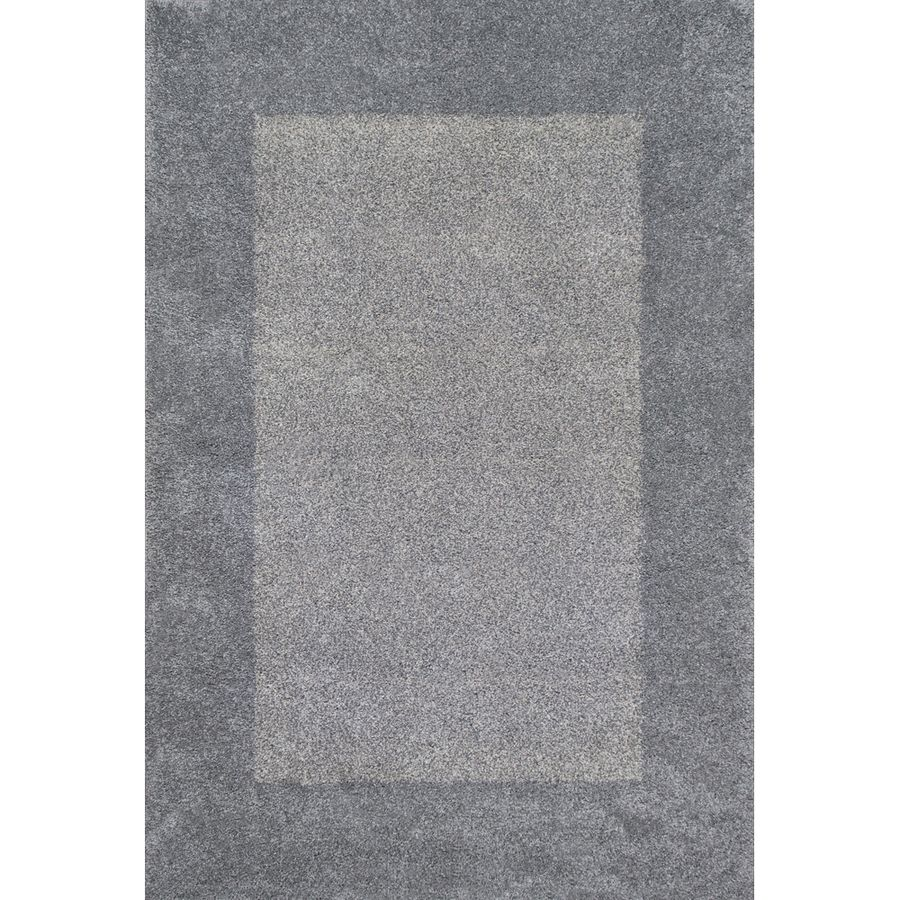 Allen + Roth Covenshire Gray Rectangular Indoor Machine Made Oriental Area  Rug (Common: 8 X 10; Actual: 7.67 Ft W X 10.8