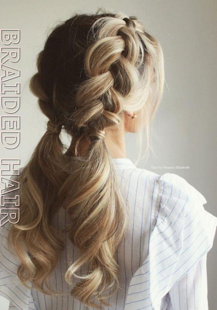Medium Length Braided Hair How Do U Do A Fishtail Braid Braided Hair Styles In 2020 Medium Length Hair Styles Cute Hairstyles For Medium Hair Medium Hair Styles