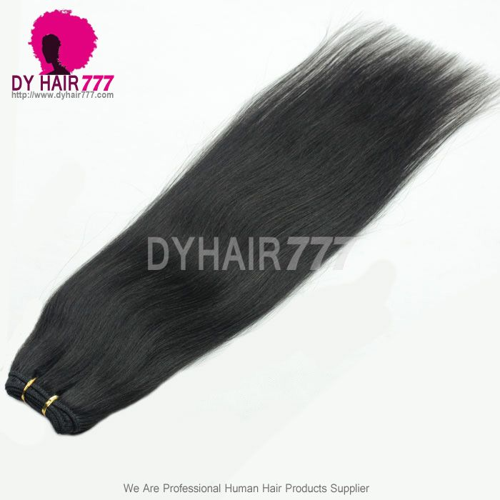1b Brazilian Vrgin Hair Cheap High Quality Thick Human Hair Weave