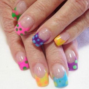 Dots Nail Design