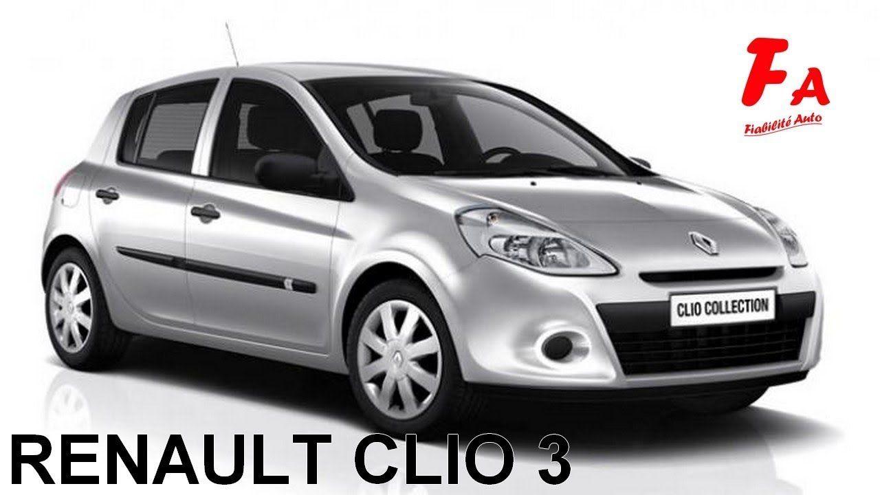 Fiabilite Renault Clio 3 1 5 Dci 2006 2012 Renault Clio 1 Clio 3 Clio