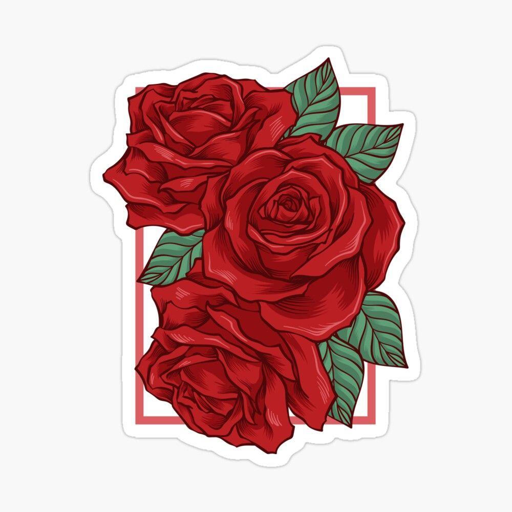 8378b0cfcabc189d447f060d97829965 » Aesthetic Rose Drawing