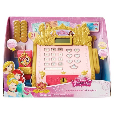 Disney Princess Royal Boutique Electronic Cash Register With