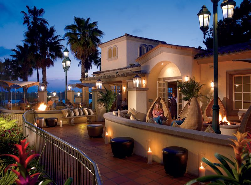 luxury hotels in san diego bayside dining in san diego waterfront restaurant www - San Diego Luxury Hotels And Resorts