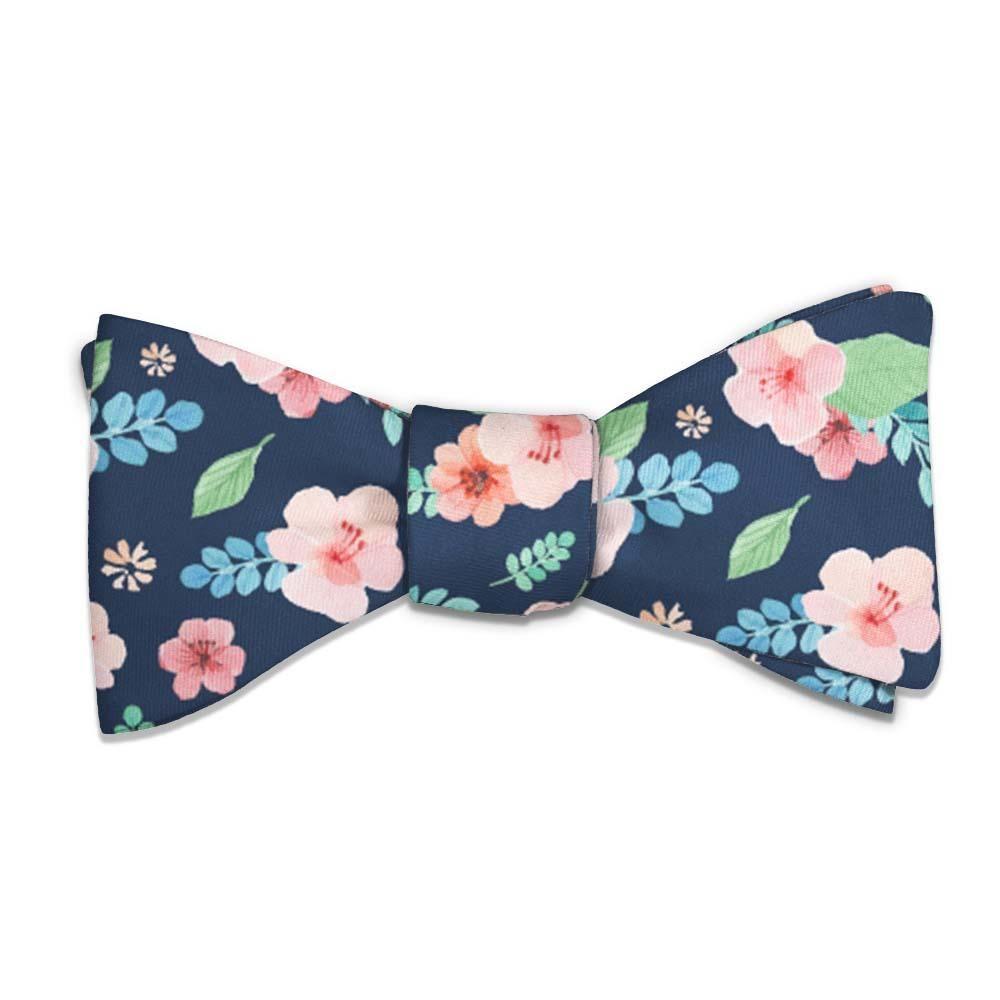 Floral Bow Tie, Floral, Bow Tie Wedding
