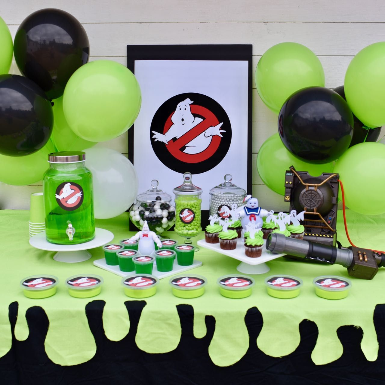Ghostbusters Party Ideas For The Ultimate Ghostbusters