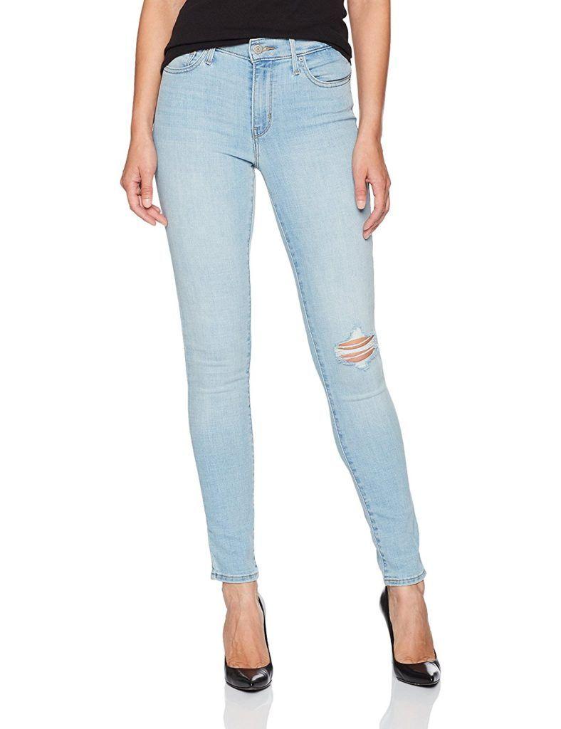 12193281 Levi's Women's Slimming Skinny Jeans in 2019 | Pants for women ...