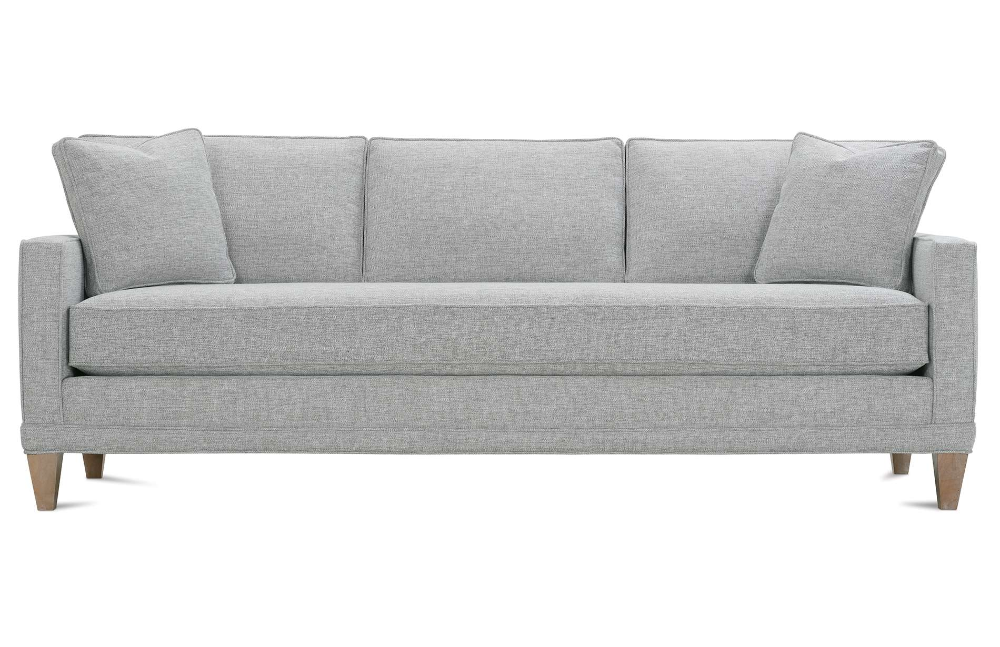 Townsend Bench Seat Sofa In 2020 With Images Upholstered Sofa