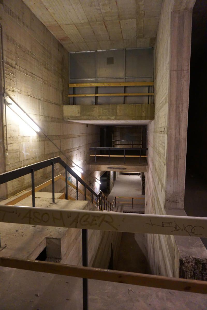 Entdeckungen Im Berliner Untergrund Eisacktunnel Und Innsbrucker