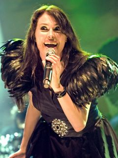 Download Free Sharon Den Adel Mobile Wallpaper Contributed