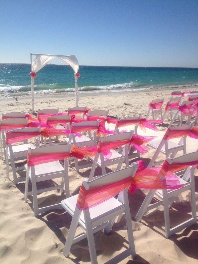 Salt In Fremantle Wedding Ceremony