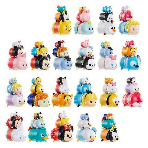 Disney Tsum Tsum 3 Pack Series May Vary Tsum Tsum Wish