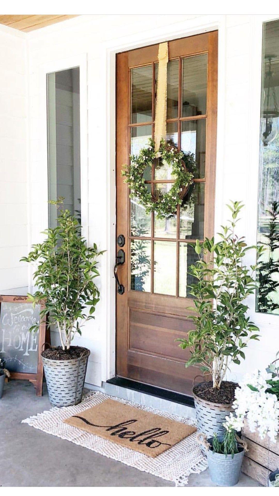 47 Fancy Farmhouse Fall Porch Decor And Design Ideas