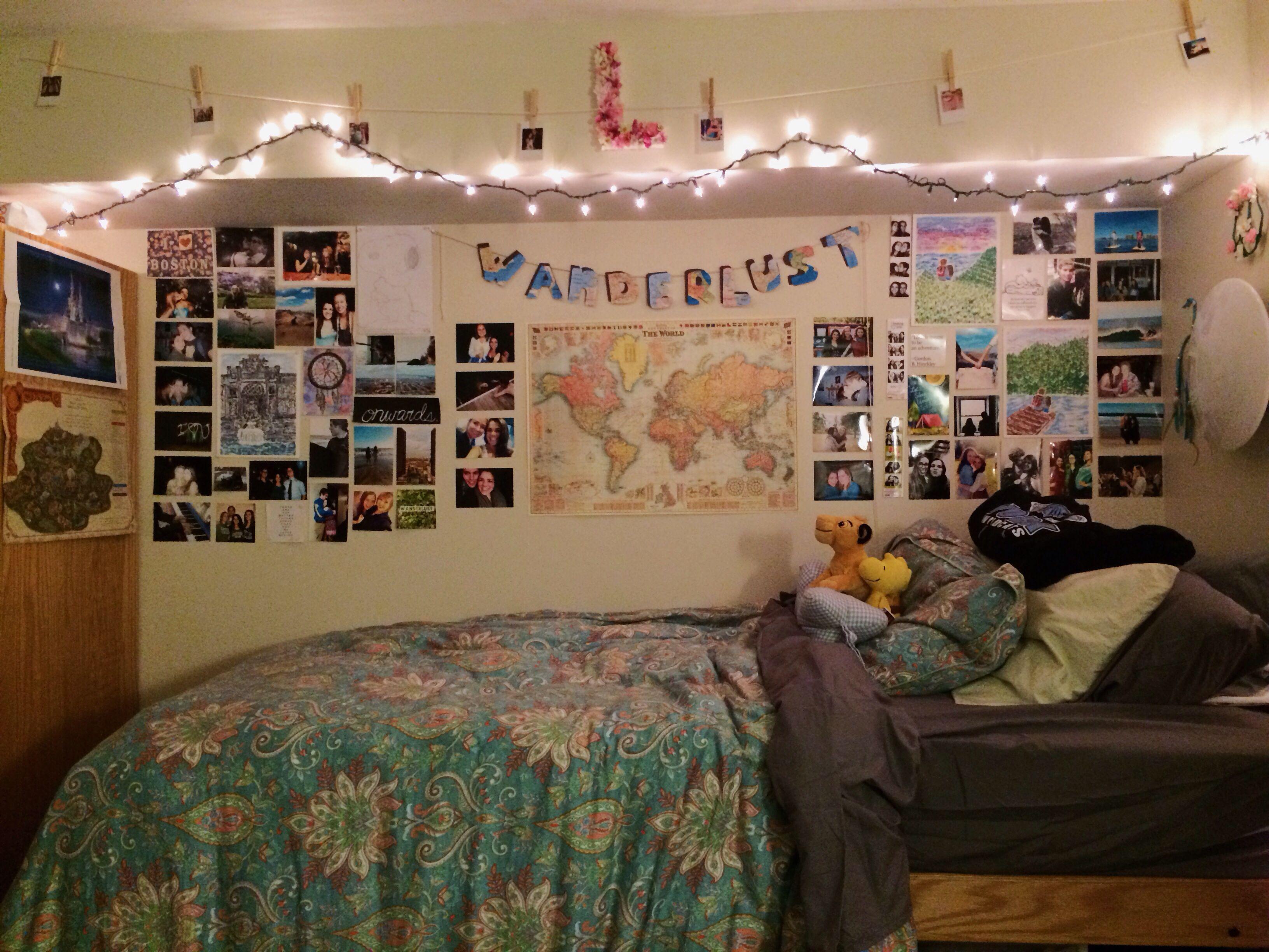 College dorm emerson college dorm decor pinterest for College apartment rooms
