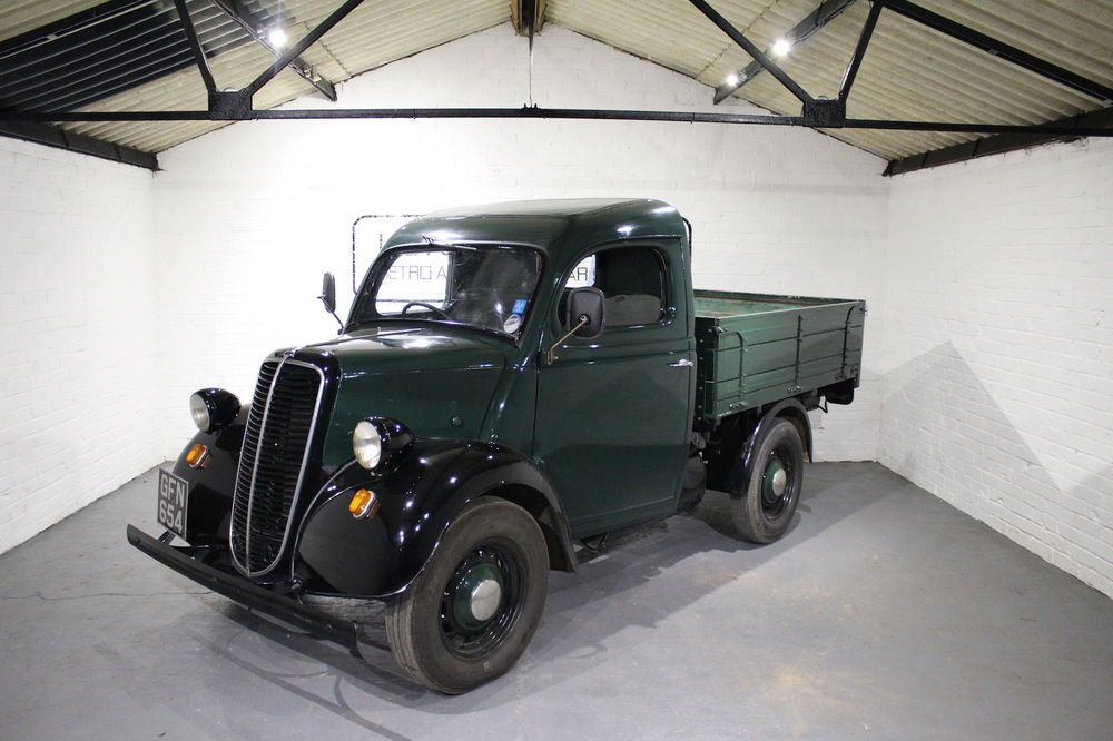 1954 fordson e83w pick-up truck green/black | Vehicle, Tractor and ...