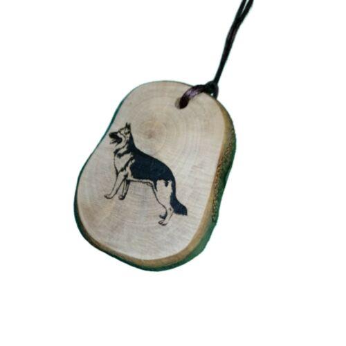 Details about Alsatian Dog Necklace German Shepard Handmade Engraved Wood Pendant Gift #GSD #germanshepards Alsatian Dog Necklace German Shepard Handmade Engraved Wood Pendant Gift #GSD #germanshepards