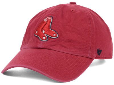 detailed look bf323 3ce7a ... discount code for boston red sox 47 mlb core 47 clean up cap 2c26e 7a1fa
