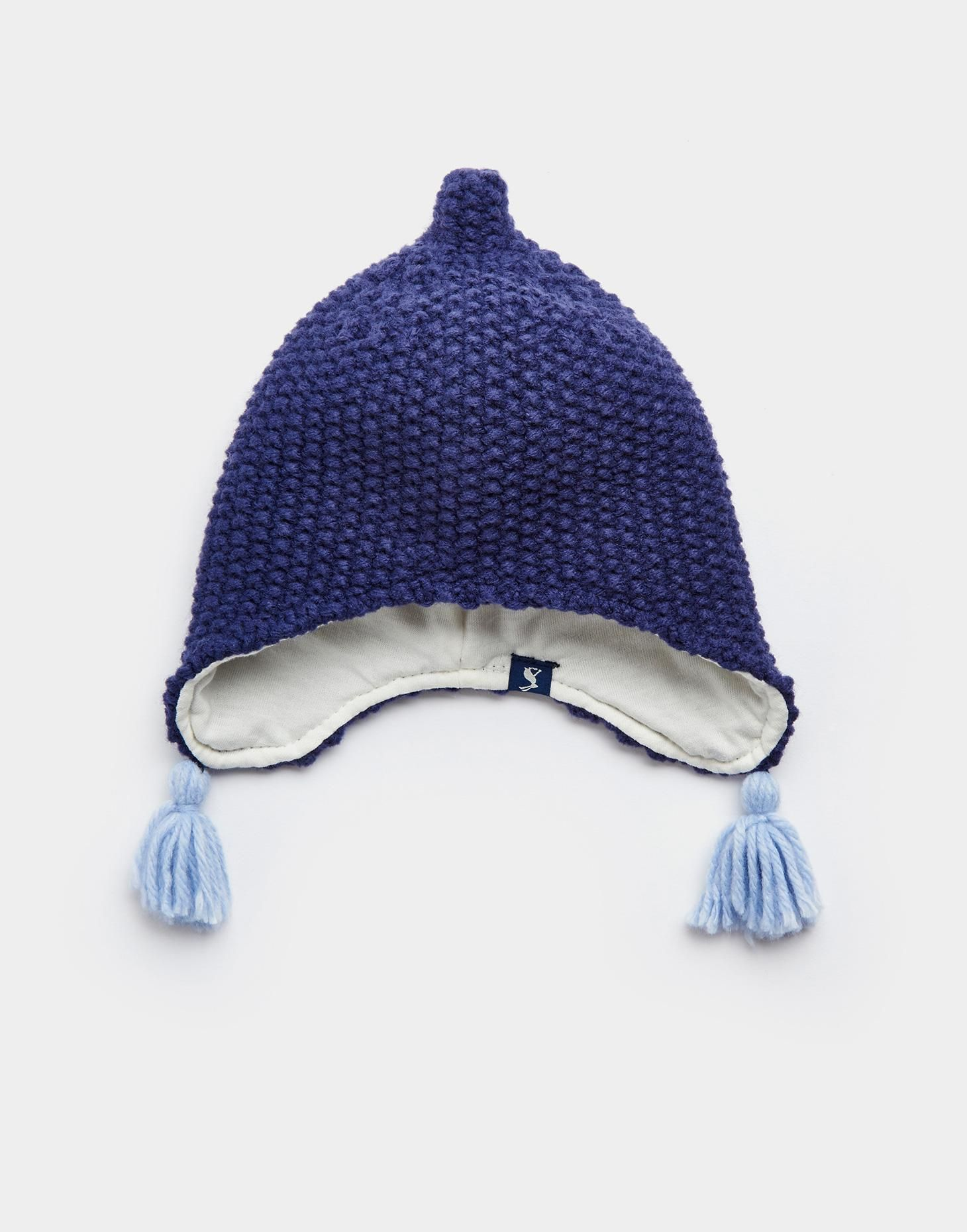 Softy French Navy Knitted Hat Joules Uk Knitted Hats Baby Boy Outfits Baby Warmer [ 1860 x 1460 Pixel ]