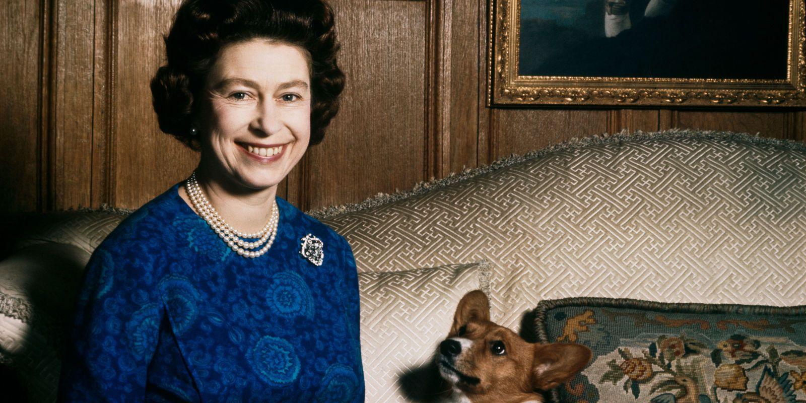 The Queen S Dog Trainer Spills About The Life Of A Royal Corgi Corgi Queen History Of Queen Elizabeth Elizabeth Ii