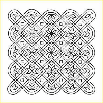 Image detail for -Geometric 3D CD-ROM Patterns, Coloring Books, Free ...