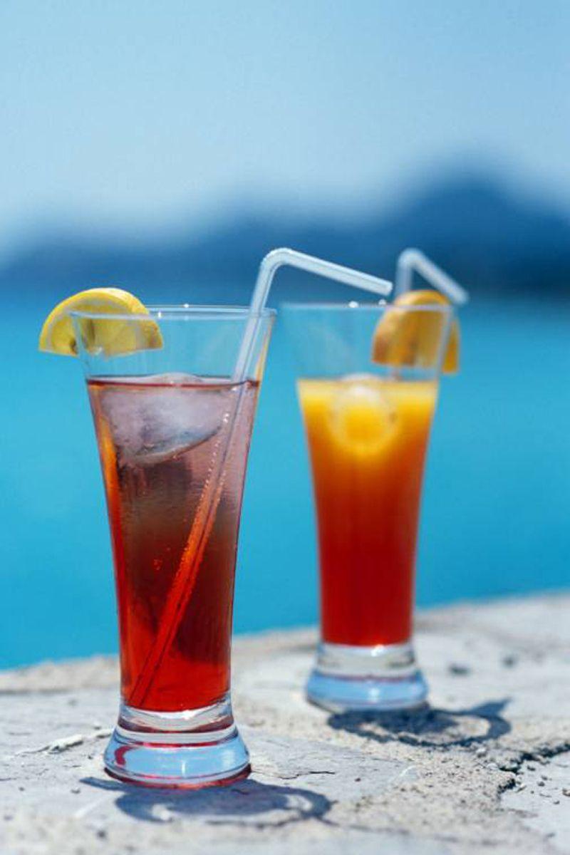 Die besten Cocktails im Kalorienduell