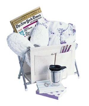 Gift Basket Idea: A relaxing afternoon