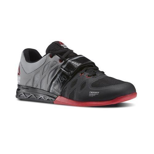 Reebok Crossfit Lifter 2.0 Training Shoes Men Black/Grey/Red
