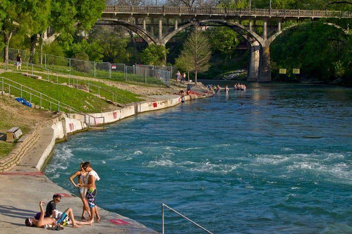 Braunfel New Texa Comal River Comal River Tubing New
