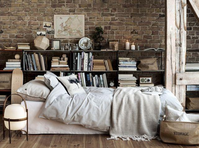 Une Chambre Cosy Pour L Hiver Elle Decoration Chambres De Reve Deco Chambre Deco Maison