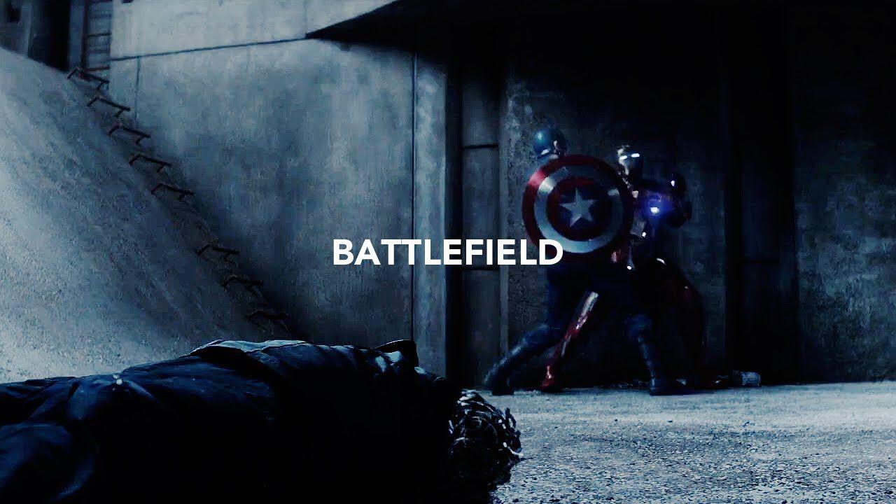 Steve & Bucky | Battlefield [+CIVIL WAR]