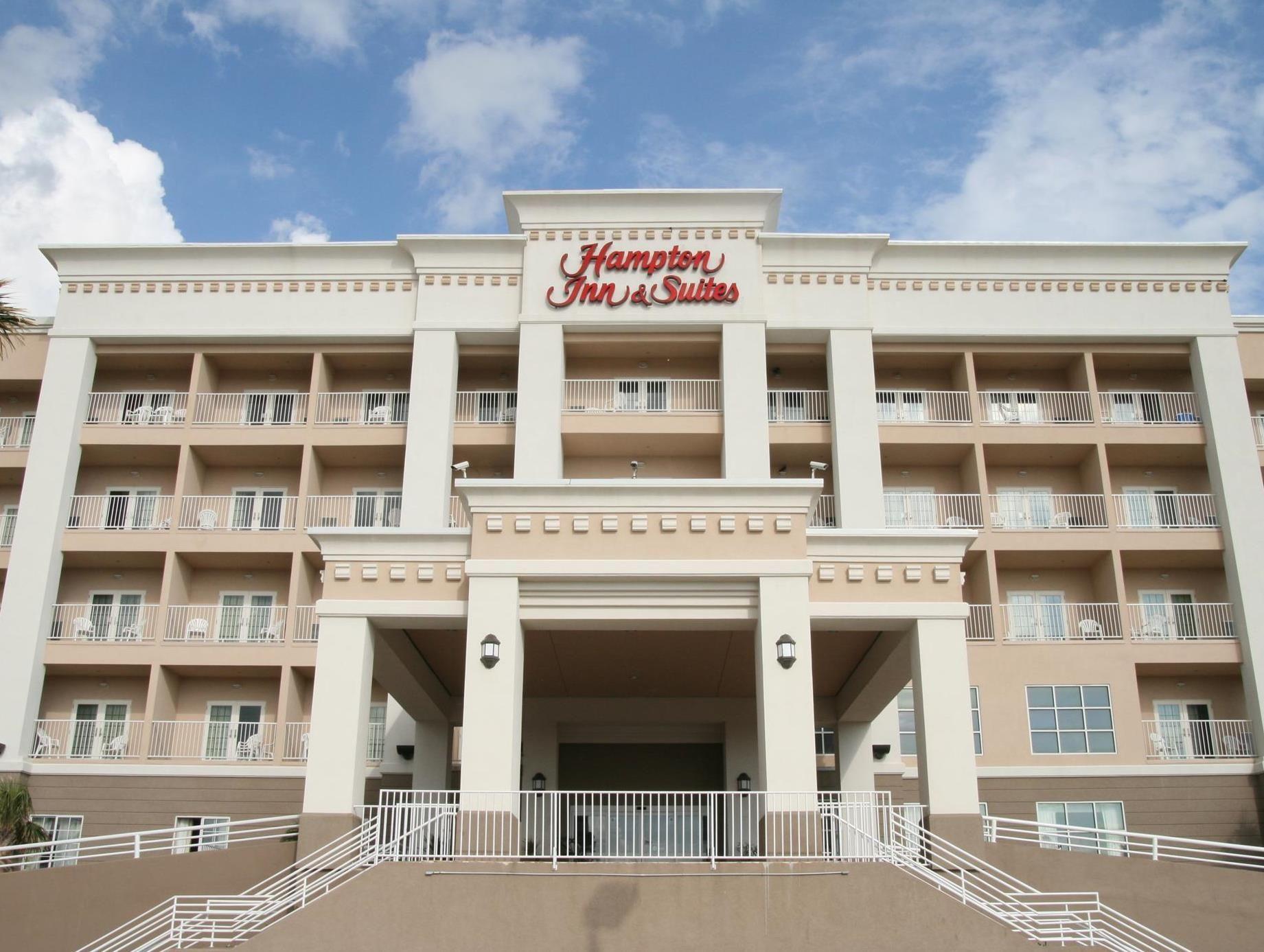 Galveston Tx Hampton Inn Suites Galveston United States North