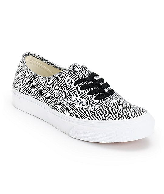Add Some Texture To Your Footwear Collection With The Vans Authentic