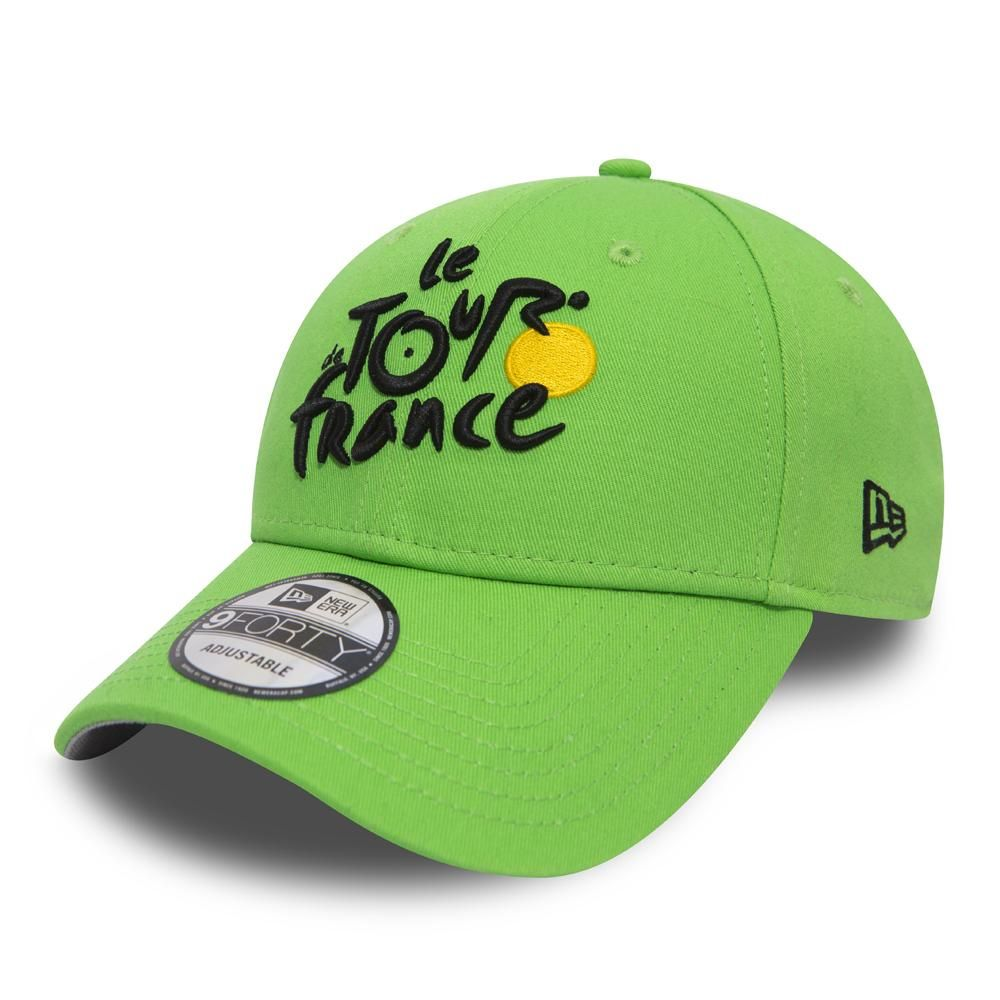 Le Tour de France New Era 940 Jersey Pack Green Cap – lovemycap ... c8d260fe3da