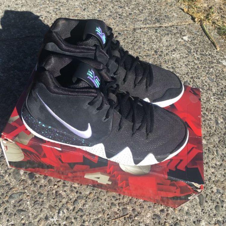 low priced 673cd 1c313 Nike Shoes | Boys' Grade School Nike Kyrie 4 Basketball ...