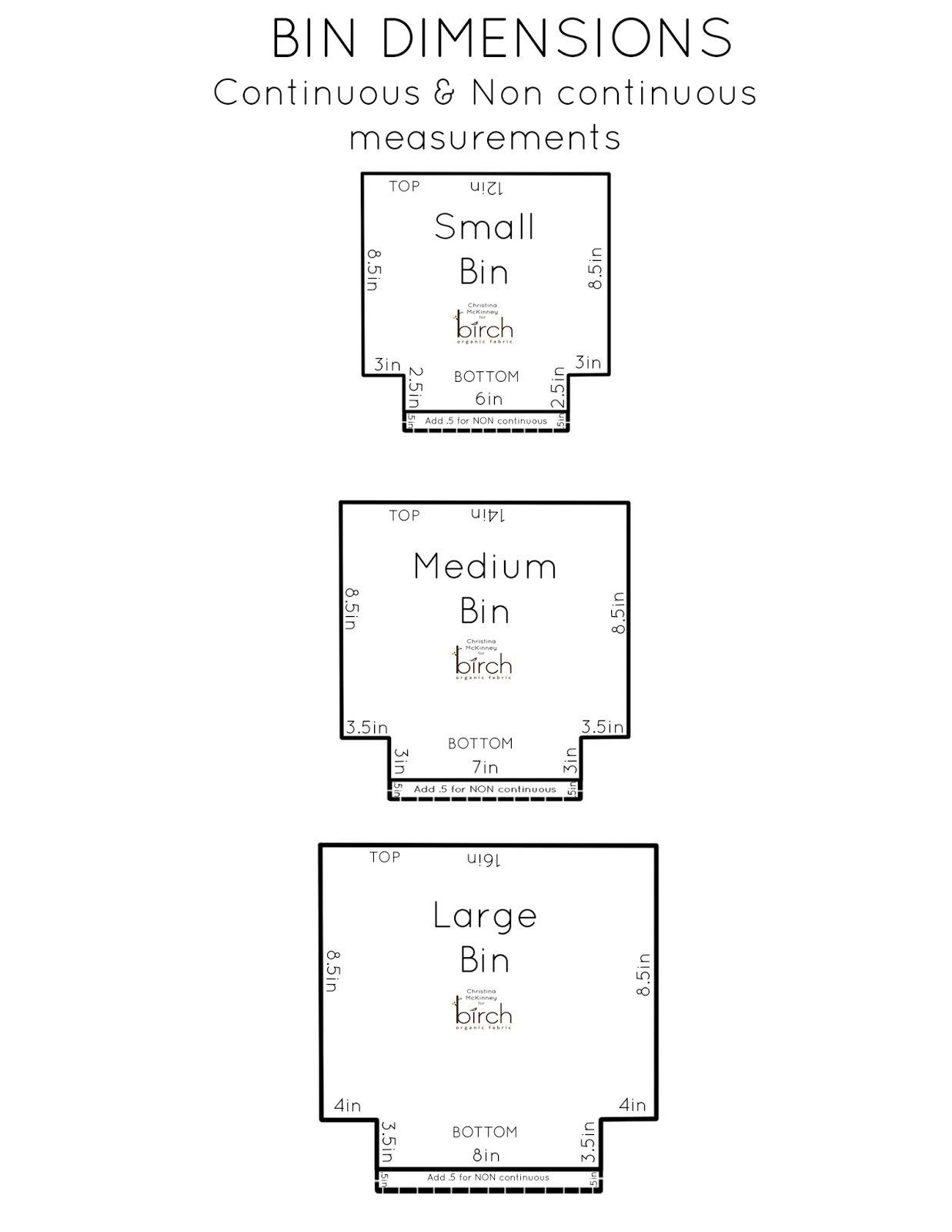 birchfabrics: Tutorial: fabric bins featuring fort firefly by ...