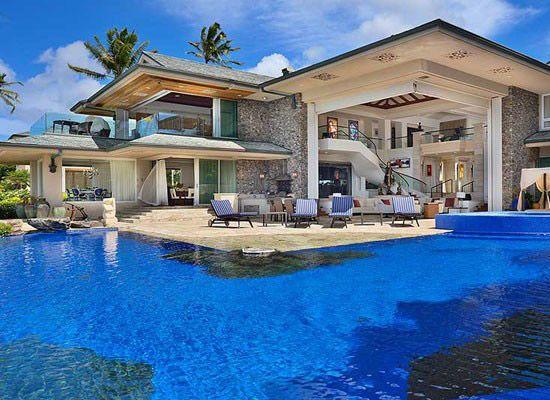 Traumhaus mit pool  Pin von Jen Wiley auf Home Decor | Pinterest | Traumhäuser ...